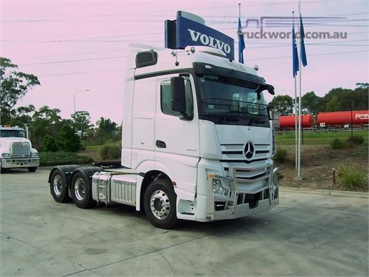 2016 Mercedes Benz Actros 2653 - Trucks for Sale