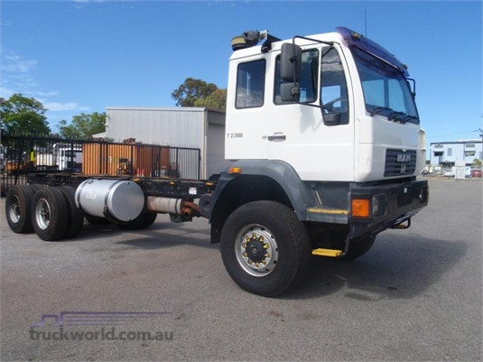 2007 MAN LM2000 - Trucks for Sale