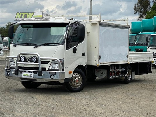 2013 Hino 300 Series 717 National Truck Wholesalers Pty Ltd - Trucks for Sale