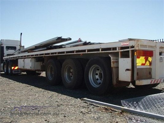 2008 Barker other - Trailers for Sale