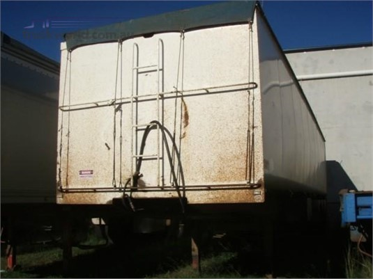 2006 Loughlin Grain Tipper Trailer - Trailers for Sale