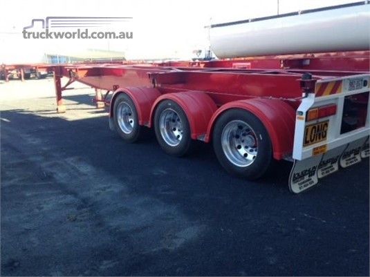 2018 Loughlin Skeletal Trailer - Trailers for Sale