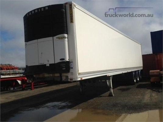2007 Maxitrans Pantech Trailer - Trailers for Sale