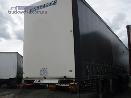 2016 Krueger Curtainsider - Trailers for Sale