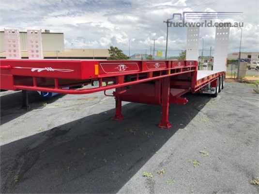 2019 Loughlin Drop Deck Trailer - Trailers for Sale