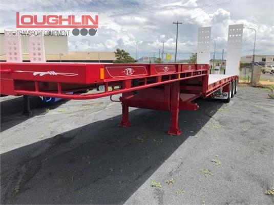 2019 Loughlin Drop Deck Trailer Loughlin Bros Transport Equipment - Trailers for Sale