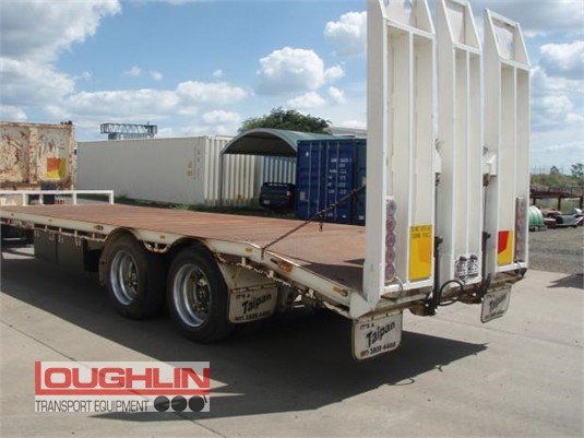 2013 Taipan Trailers other Loughlin Bros Transport Equipment - Trailers for Sale