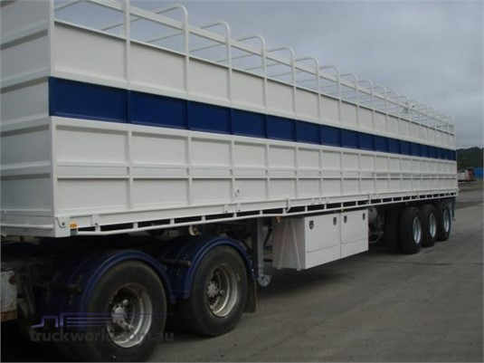 2003 Freighter Stock Crate Trailer - Trailers for Sale