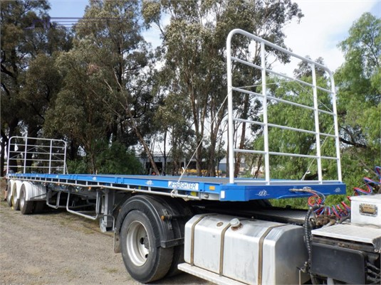 2005 Maxitrans Refrigerated Trailer - Trailers for Sale