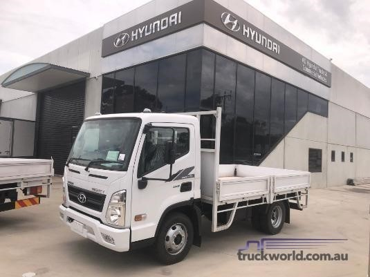 2018 Hyundai Mighty EX6 SWB Adelaide Quality Trucks & AD Hyundai Commercial Vehicles - Trucks for Sale