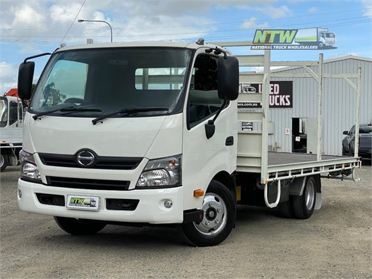 2017 Hino 300 Series 616 Auto National Truck Wholesalers Pty Ltd  - Trucks for Sale