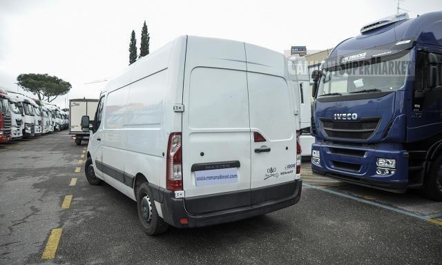 Renault MASTER Usato 2014 Lazio