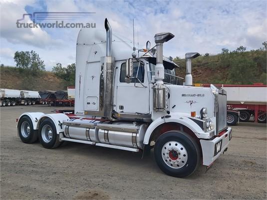 2007 Western Star 4800FX - Trucks for Sale