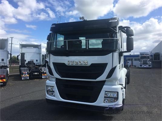 2014 Iveco Stralis ATi360 - Trucks for Sale