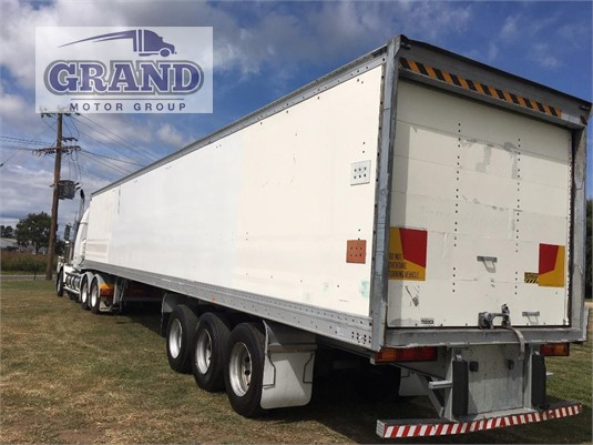 2001 Maxitrans 48ft Pantech Trailer Grand Motor Group - Trailers for Sale