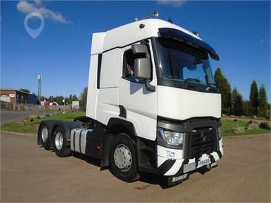 2014 RENAULT T460 at TruckLocator.ie