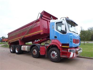 2013 RENAULT PREMIUM 430 at TruckLocator.ie
