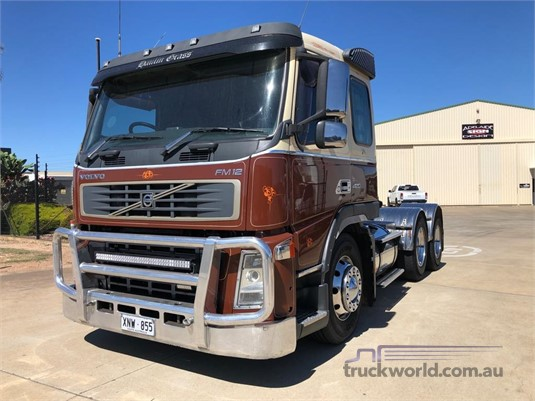 2005 Volvo FM12 Adelaide Truck Sales - Trucks for Sale