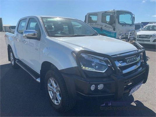 2018 Isuzu UTE D-Max 4x4 LS-U Crew Cab Ute - Light Commercial for Sale