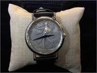 1943 Silver Walking Liberty Half Dollar watch,