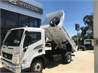 2020 Hyundai Mighty EX6 SWB Factory Tipper Tipper
