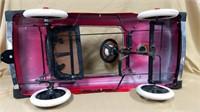 Hong Mou Pedal Car & U-Haul Trailer