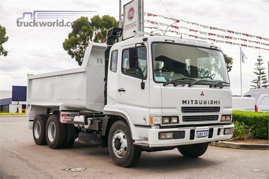 2001 Mitsubishi FV51 HeavyDuty - Trucks for Sale