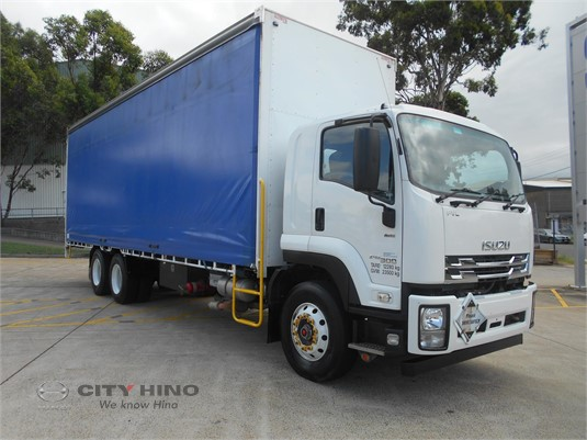 2017 Isuzu FVL 1400 City Hino - Trucks for Sale
