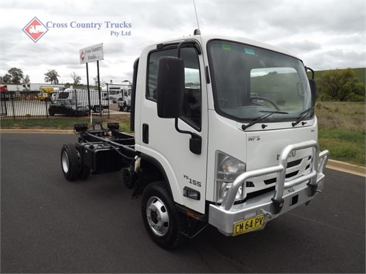 2017 Isuzu NPS Cross Country Trucks Pty Ltd - Trucks for Sale