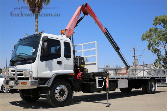 2003 Isuzu FTR 900 - Trucks for Sale