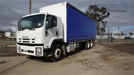 2010 Isuzu FVM 1400 - Trucks for Sale
