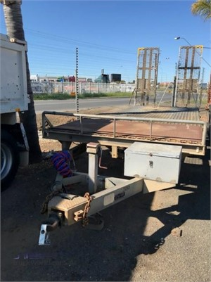 2008 Premier Plant Trailer With Ramps - Trailers for Sale