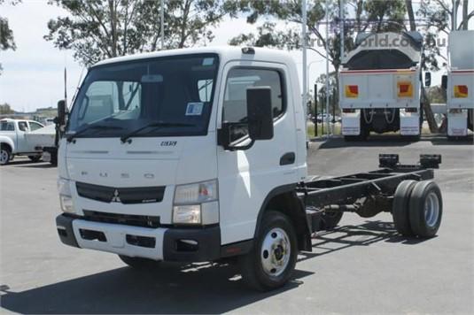 2014 Mitsubishi Canter 615 - Trucks for Sale