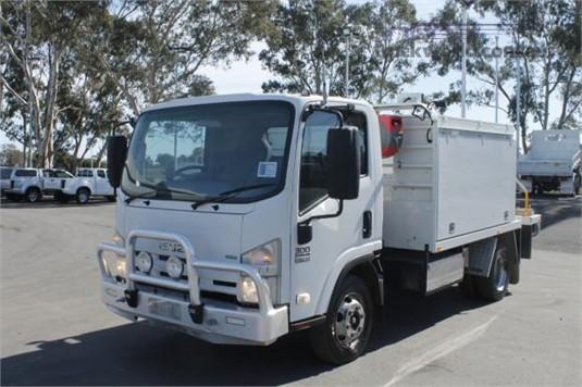 2012 Isuzu NPR 300 - Trucks for Sale