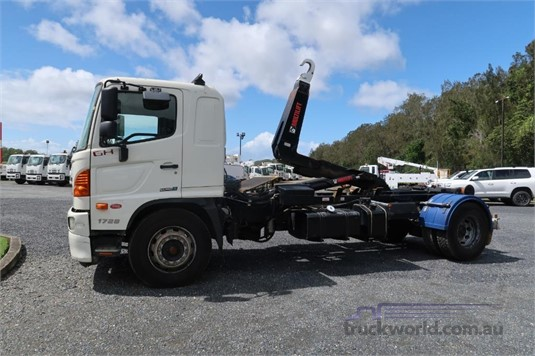 2013 Hino 500 Series 1728 GH Auto - Trucks for Sale