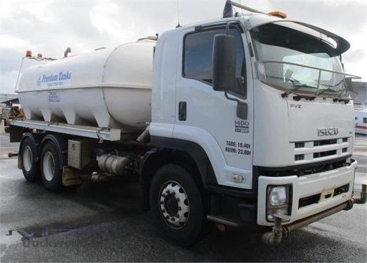 2011 Isuzu FVZ1400 - Trucks for Sale