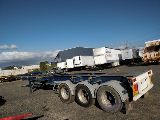 2008 Krueger other - Trailers for Sale