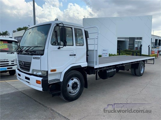 2006 Nissan Diesel PK245 East Coast Truck and Bus Sales - Trucks for Sale