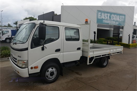 2011 Hino Dutro East Coast Truck and Bus Sales - Trucks for Sale
