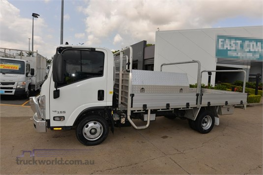 2017 Isuzu NPR 45 155 East Coast Truck and Bus Sales - Trucks for Sale