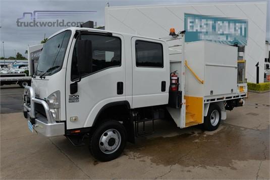 2012 Isuzu NPS 300 4x4 East Coast Truck and Bus Sales - Trucks for Sale