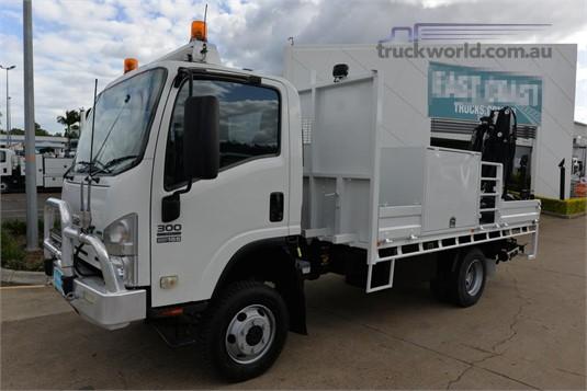 2011 Isuzu NPS 300 4x4 East Coast Truck and Bus Sales - Trucks for Sale