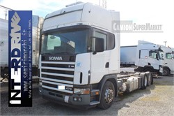 SCANIA R470  used