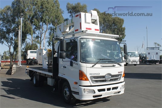 2010 Hino other - Trucks for Sale