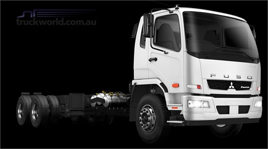 2020 Fuso Fighter 2427 - Trucks for Sale