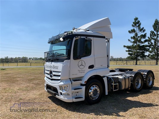 2019 Mercedes Benz other - Trucks for Sale