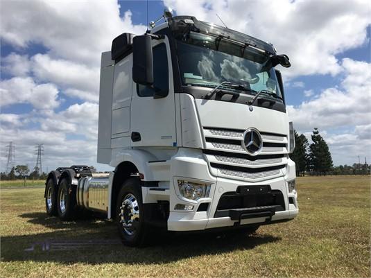 2018 Mercedes Benz Actros 2653 - Trucks for Sale