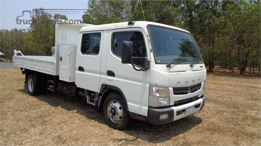 2012 Fuso Canter 815 Wide Crew Cab - Trucks for Sale