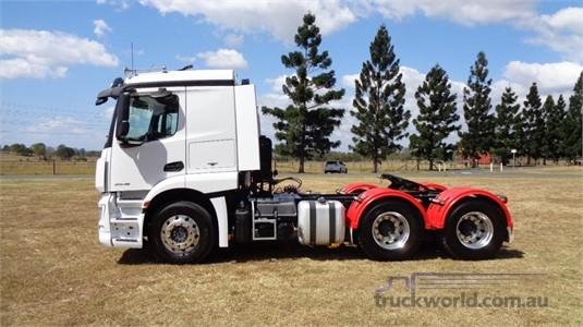 2017 Mercedes Benz Actros 2646LS - Trucks for Sale
