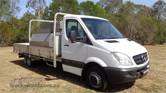 2013 Mercedes Benz Sprinter 516 CDI - Trucks for Sale